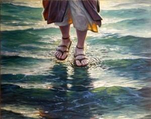 Jesus Sandals